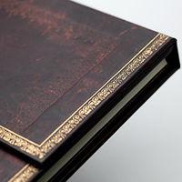 Черная Марокканская кожа, серия Производителя Paperblanks