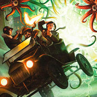 Arkham Horror, серия Товара Fantasy Flight Games - фото, картинка