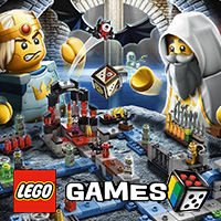 Games, серия Производителя LEGO