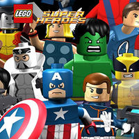 Super Heroes, серия Товара LEGO - фото, картинка