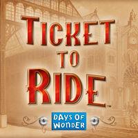 Ticket to Ride, серия Производителя Days of Wonder - фото, картинка