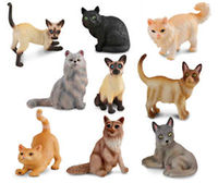 Cats, серия производителя CollectA