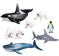 Sea Life, серия Производителя CollectA